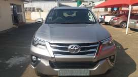 Toyota Fortuner 2.4 GD 6