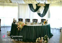 Оформление Свадьбы: церемония, президиум, банкетный зал. Хорошие цены!