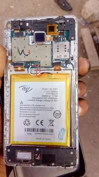 Image of Internal battery for your phon