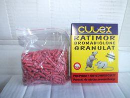 RATIMOR Granulat BROMADIOLON 450g trutka na myszy