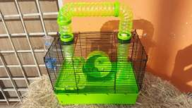 Happy time hamster cages for sale