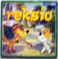 Reksio. Bajka. Płyta VCD