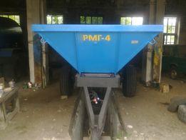 РУМ-4,РМГ-4,МВУ 5 ,МВУ 6,МВУ 8 Разбрасыватель минеральных удобрений