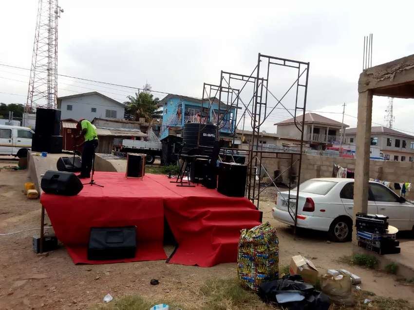 Stage for rent 0