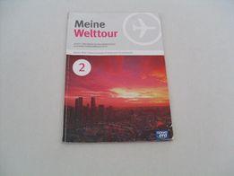 Meine Welttur 2 ćwiczenia - niemiecki liceum - uzupełnione odpowiedzi