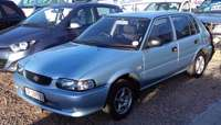 Image of Toyota Tazz 1.3 - VERY low mileage