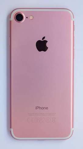 Iphone 7 Champagne pink working order
