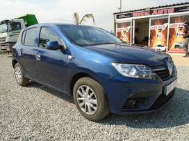 2018 Renault Sandero 900T Expression with 12000km