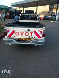 Toyota hilux pick up track 0