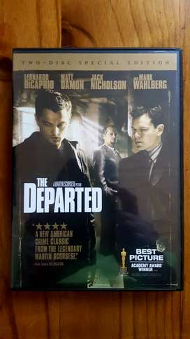 The Departed 2 - Disc Special Edition Original Dvd