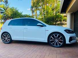 2018 VW Golf 7 2.0TSI GTI DSG- 169KW MY17