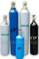 Аргон Азот Кислород Углекислота