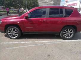 Jeep Compass 2014 Model, automatic