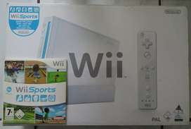 Wii Console, Remotes, Accessories & Games