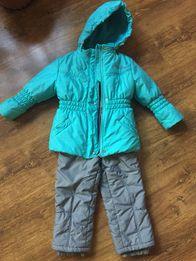 Зимний комбинезон (штаны+куртка)