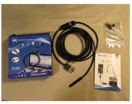 New! Endoscope Inspection Camera for Android Phones and PCs