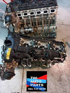 BMW F80/F82 M3/M4 engines stripping for spares  BMW S55B30 engine