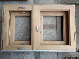 Мале вікно дерев'яне, подвійне, нове, 900 грн.