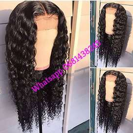 Gorgeous Brazilian lace front wigs! Curly, straight, wavy hair