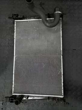 Opel Corsa D OPC radiator like new.   Collection in Sebenza, Edenvale