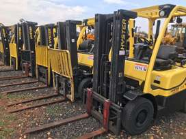 Hyster 2.5 Ton Forklifts for Sale