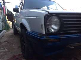 Vw Citi Golf shuttle mk1