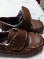 Туфельки для мальчика размер 26 по стельке 15см