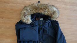 Куртка парка пальто зимняя пуховая термо оригинал Tom Tailor