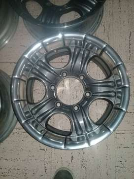 Rims for bakkie or taxi