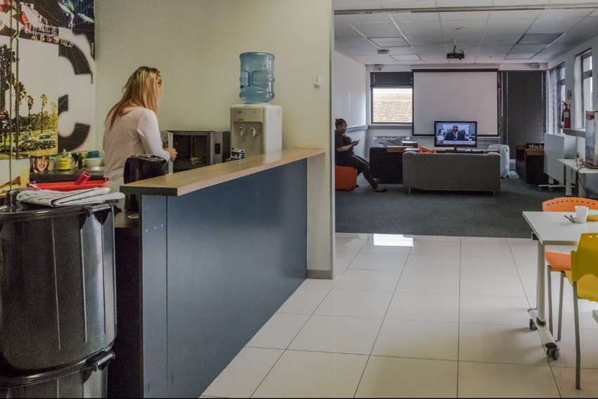 769m2 Office To Let in Century City