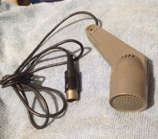 Микрофон для магнитофона-раритет МД-200