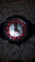 Odporny zegarek shock la casio g-shock