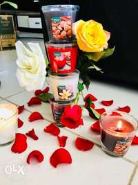 scented candles 0