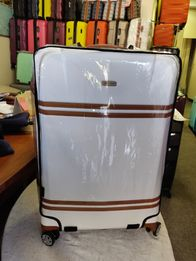 Чехол на чемодан, чехол для чемодана Coverbag винил
