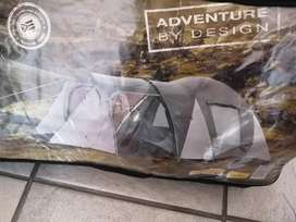 Camp Master 5 Sleeper tent with Veranda