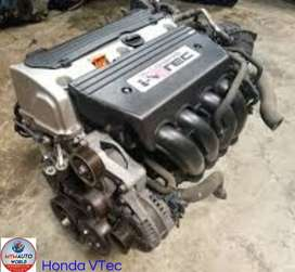IMPORTED USED HONDA K24A VTEC ENGINES FOR SALE AT MYM AUTOWORLD