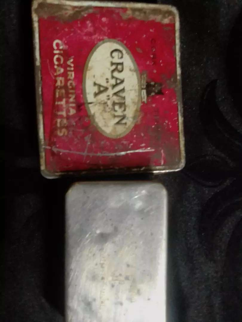 Antique and Very Rare Tin Holders 0