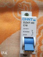 Однополюсный автомат CHINT DZ47-60 C 16A