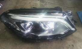 Mercedes Benz w166 GLE headlight