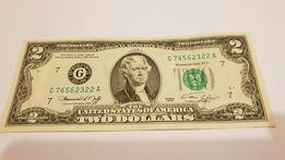 2 Dolary USD 1976 rok