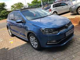 POLO TSI 2015 COMFORTLINE WITH SUNROOF