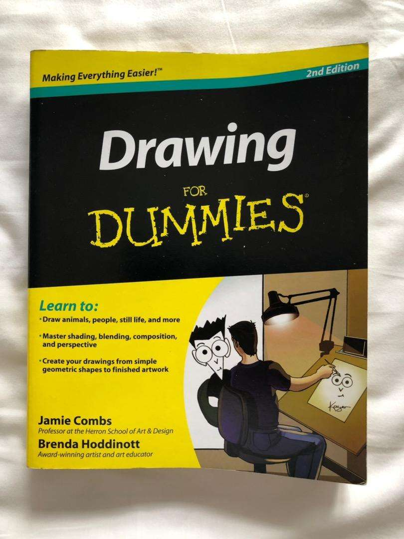 Drawing for Dummies 0