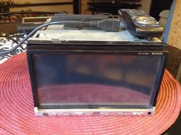 Автомагнитола 2din jvc kw-avx800 магнитофон