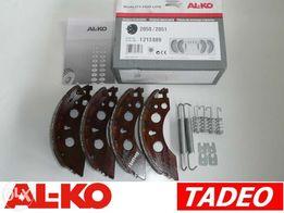 AL-KO szczęka oryginalne szczęki hamulcowe 200x50 przyczepy ALKO