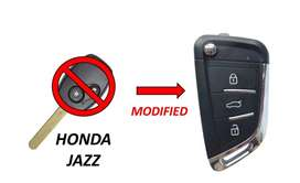 Honda Jazz Key SPARE