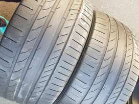 275/40/ R20 Continental ContiSportContact BMW X5 Tyres