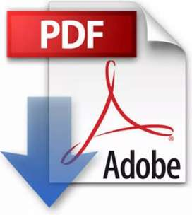 Any book in pdf format