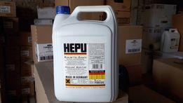Антифриз концентрат HEPU G11 синий (5 литров)
