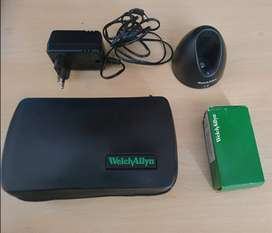 Welch Allyn 3.5V Diagnostic Set (Rechargeable) - ENT set