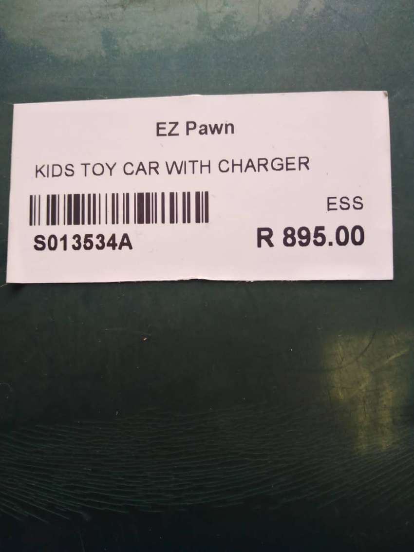 Kids Toy Car with Charges 0